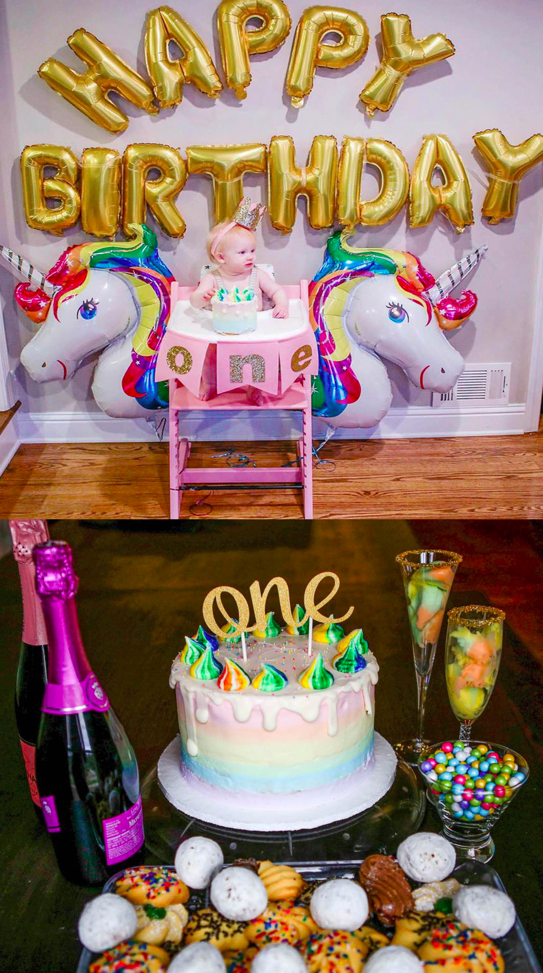 Unicorn Birthday Party With Stokke Happily Hughes