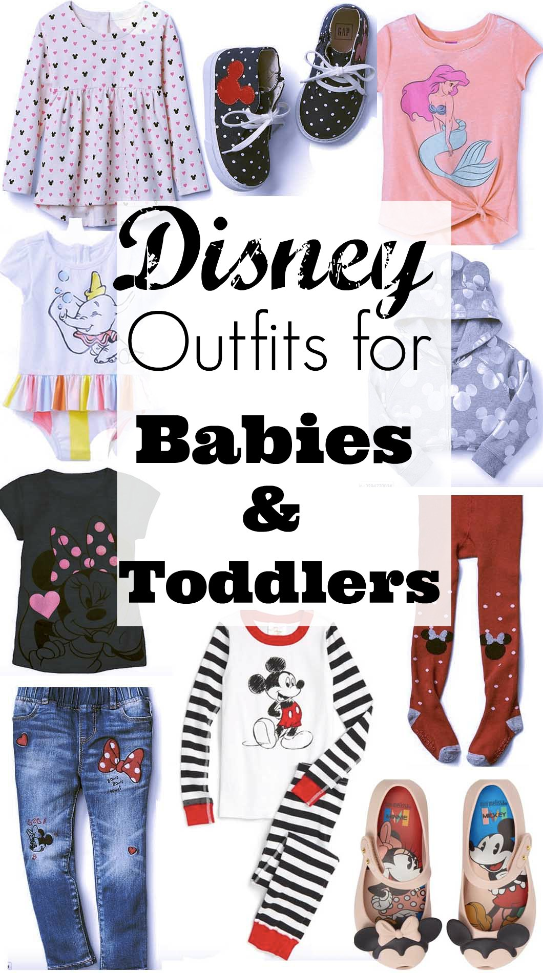 Disney Clothes for Babies and Toddlers by Atlanta mom blogger Happily Hughes