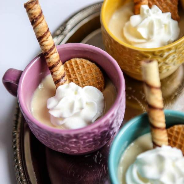 Best Vanilla Pudding Recipe