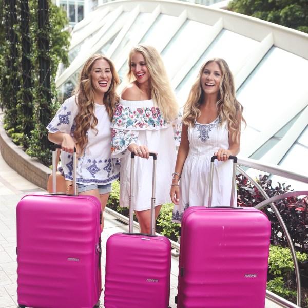 American Tourister Bloggers Getaway