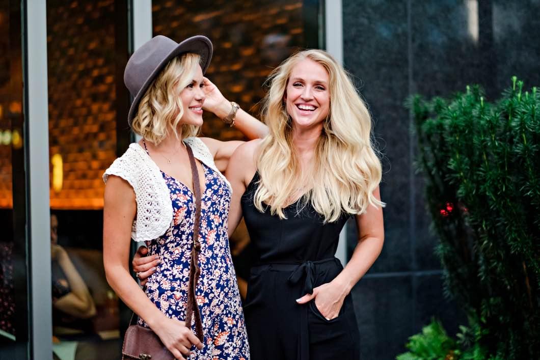 STK Atlanta - Why Making Mom Friends is So Hard by Atlanta mom blogger Happily Hughes