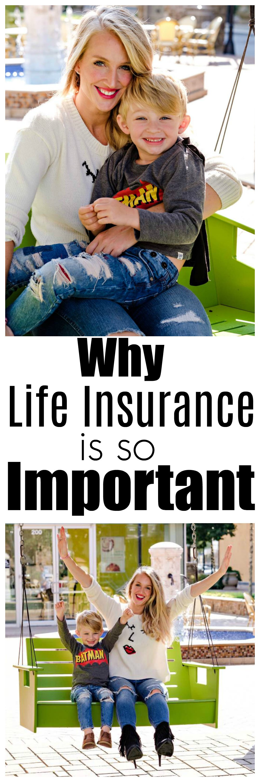 Why Life Insurance is SO Important by Atlanta mom blogger Happily Hughes