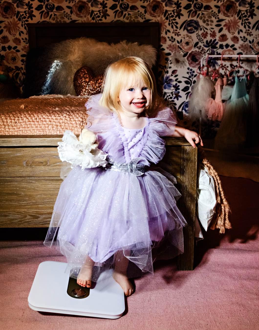 Transitioning to Toddler Room by Atlanta mom blogger Happily Hughes