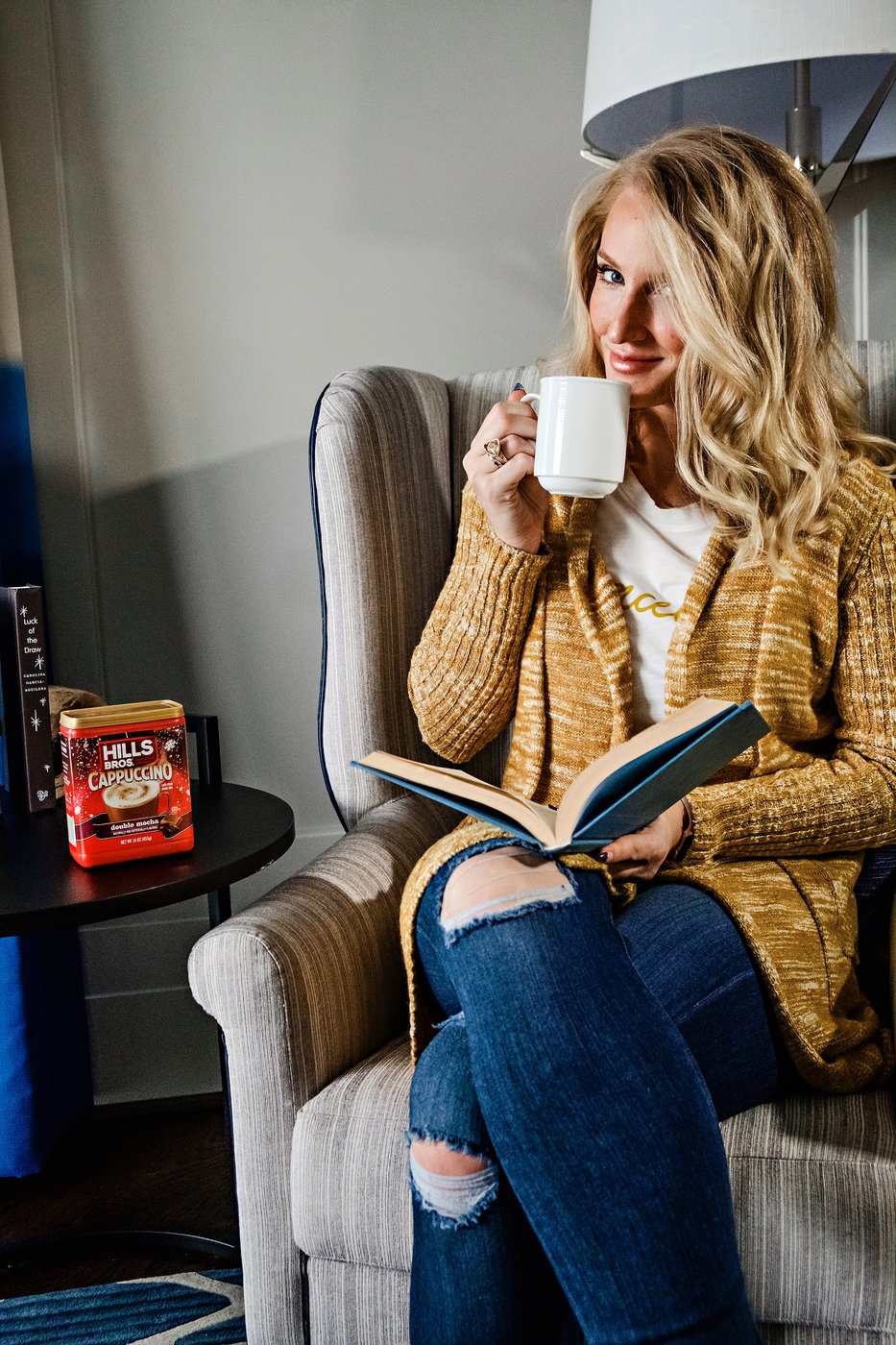 Looking for a great book to read this month? Popular Atlanta Blogger is sharing her top picks with the November Book Club! Click to see it and join in this month's book picks!