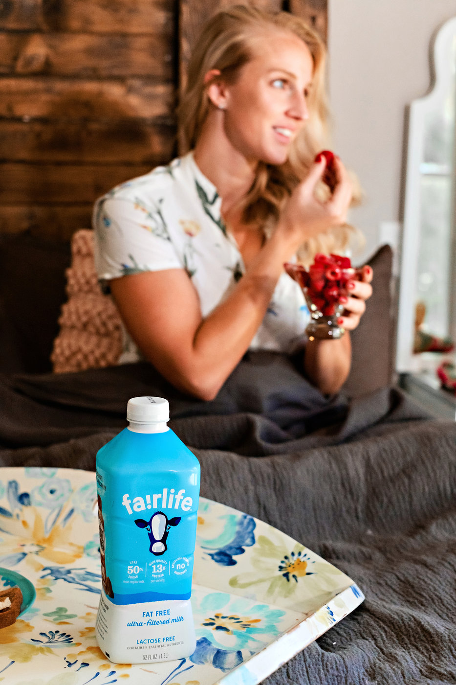 fairlife   Looking for the perfect healthy breakfast options?   Healthy Breakfast Options featured by top Atlanta fitness blog Happily Hughes
