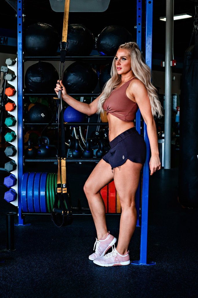 Want to lose weight and tone up? Popular Atlanta Blogger Happily Hughes is sharing how to start faster way to fat loss and get great results! See how here!