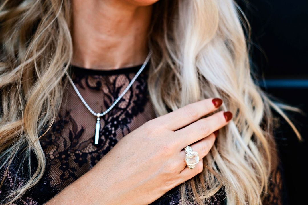 Looking for the perfect jewelry? Try Lagos Jewelry! Popular Atlanta Blogger Happily Hughes is sharing why you need to try Lagos Jewelry ASAP!  Click to see why HERE!