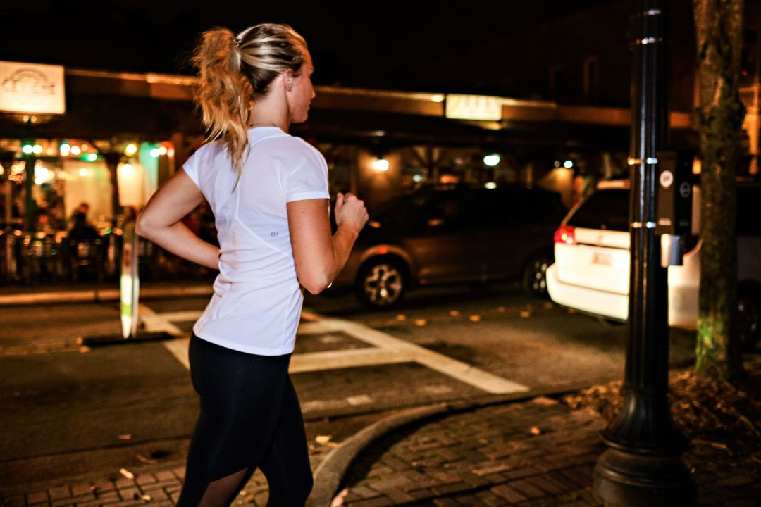 Curious what running and meditating have in common? Popular Atlanta Blogger Happily Hughes is sharing her latest find you have to see HERE!