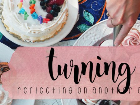 Turning 23 | read more at happilythehicks.com