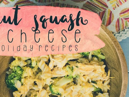 Butternut Squash Mac and Cheese- A Healthier Holiday Recipe | read more at happilythehicks.com