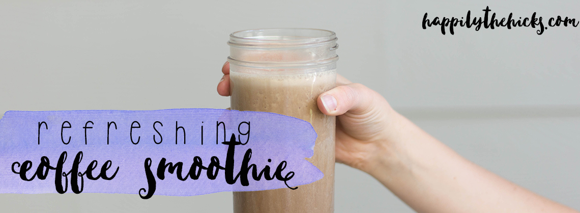 Refreshing Coffee Smoothie