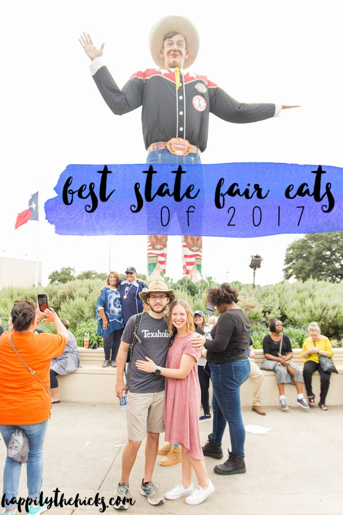 Best State Fair Eats of 2017 | read more at happilythehicks.com