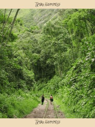 Aventurarse, Machu Picchu