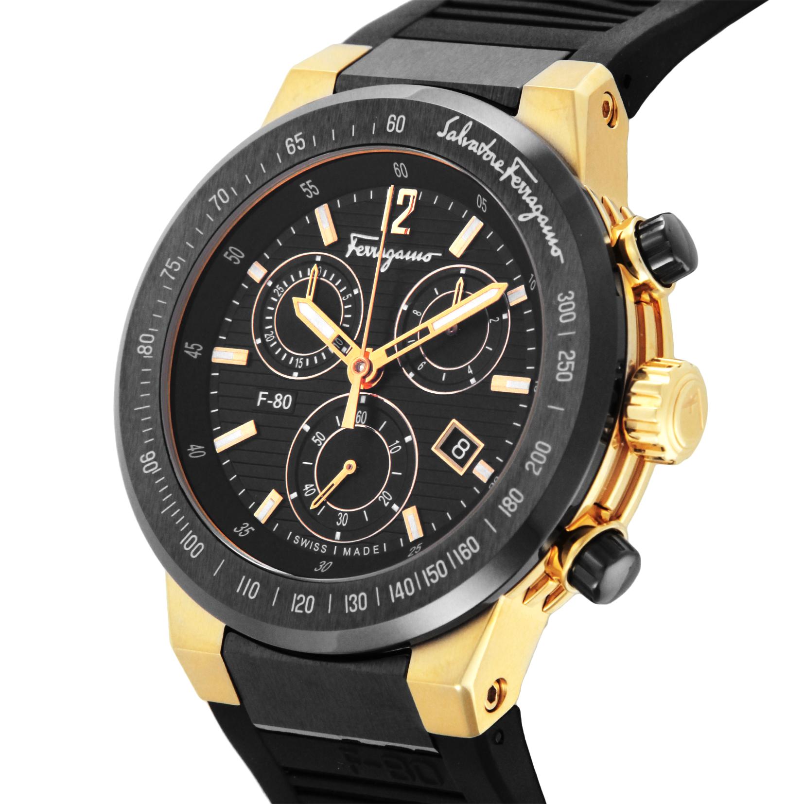 フェラガモ Ferragamo 腕時計 メンズ F55LCQ75909S113 F-80: 腕時計|ブランドショップハピネス