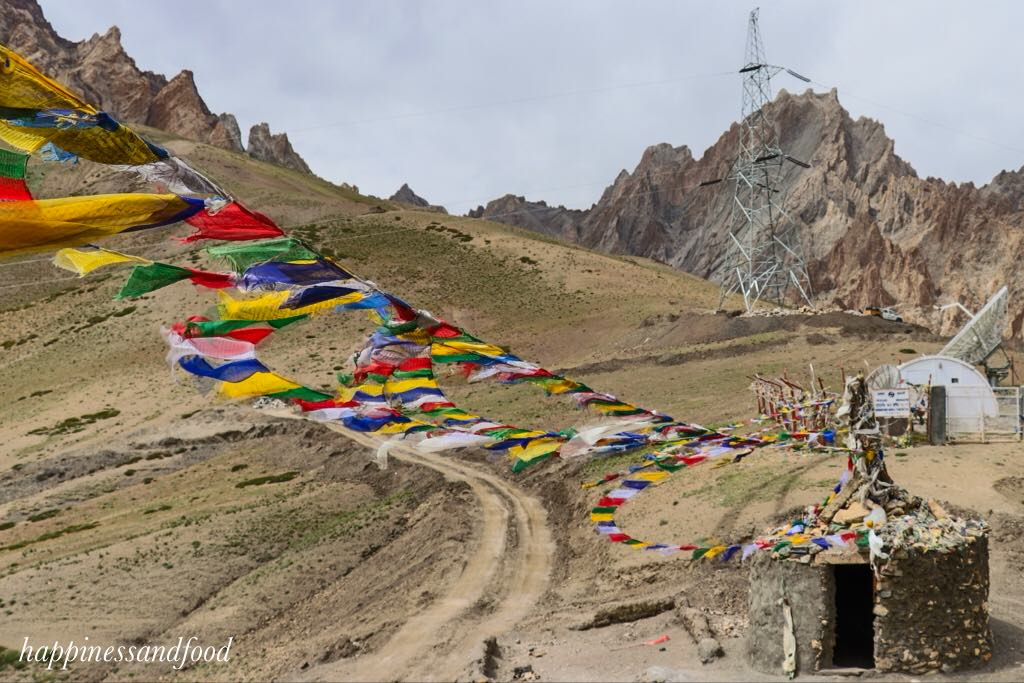 Postcards from the terrains of Ladakh