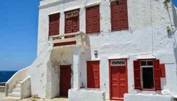 Folklore Museum in Mykonos