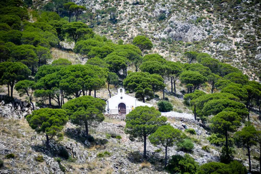 Shrine of Calvario