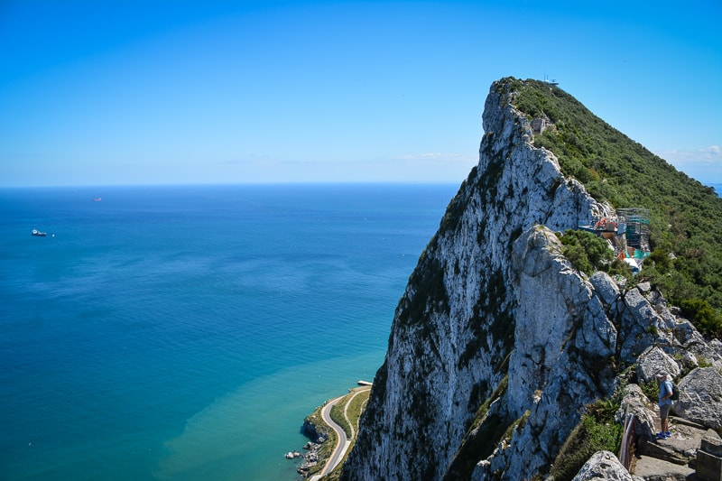 The Rock in Gibraltar