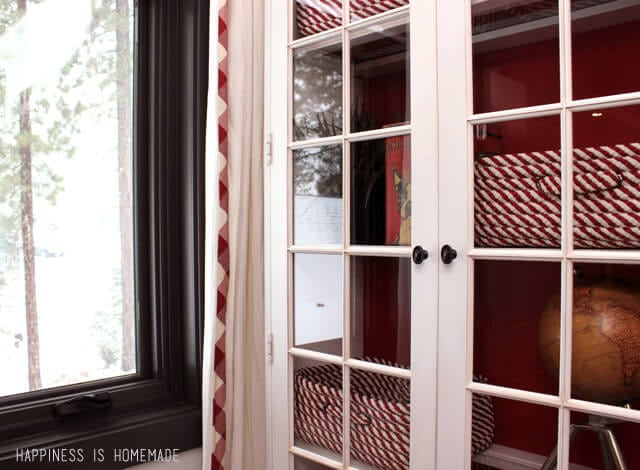Bunk Room Detail at the 2014 HGTV Dream Home