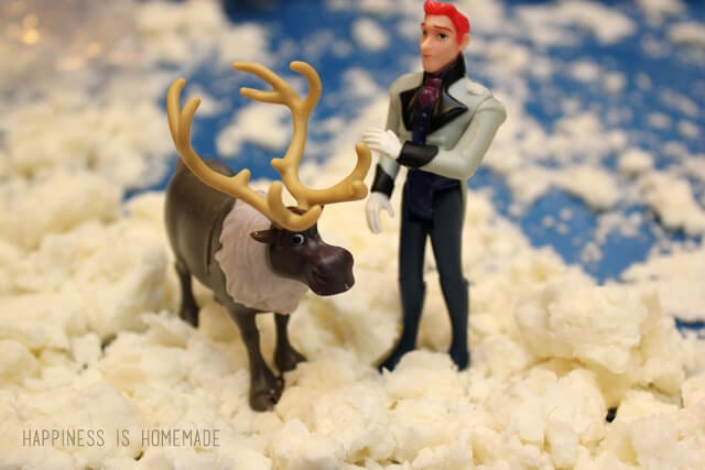 FROZEN Sven and Hans Figurines #FrozenFun #cbias #shop
