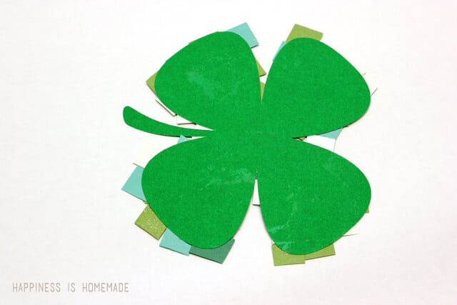 St Patricks Day Kids Craft Activity