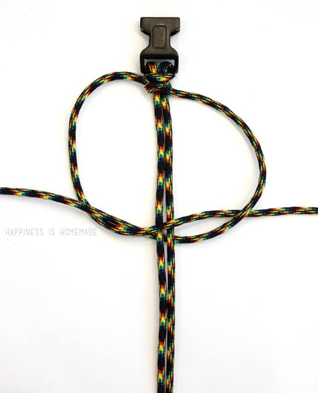 Paracord Bracelet - Cobra Stitch