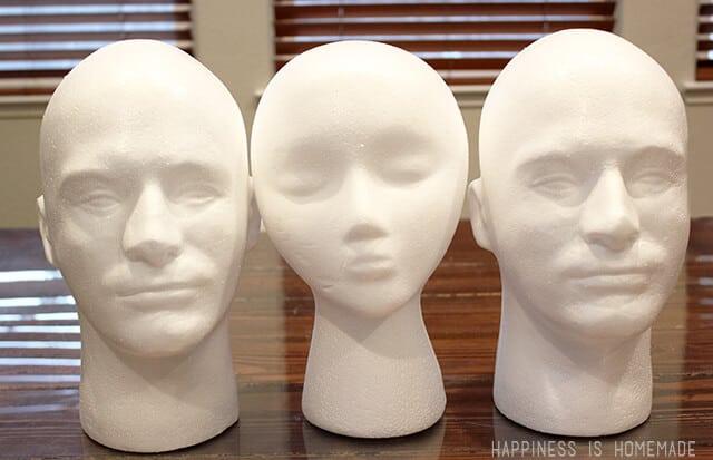 Foam Heads from FloraCraft