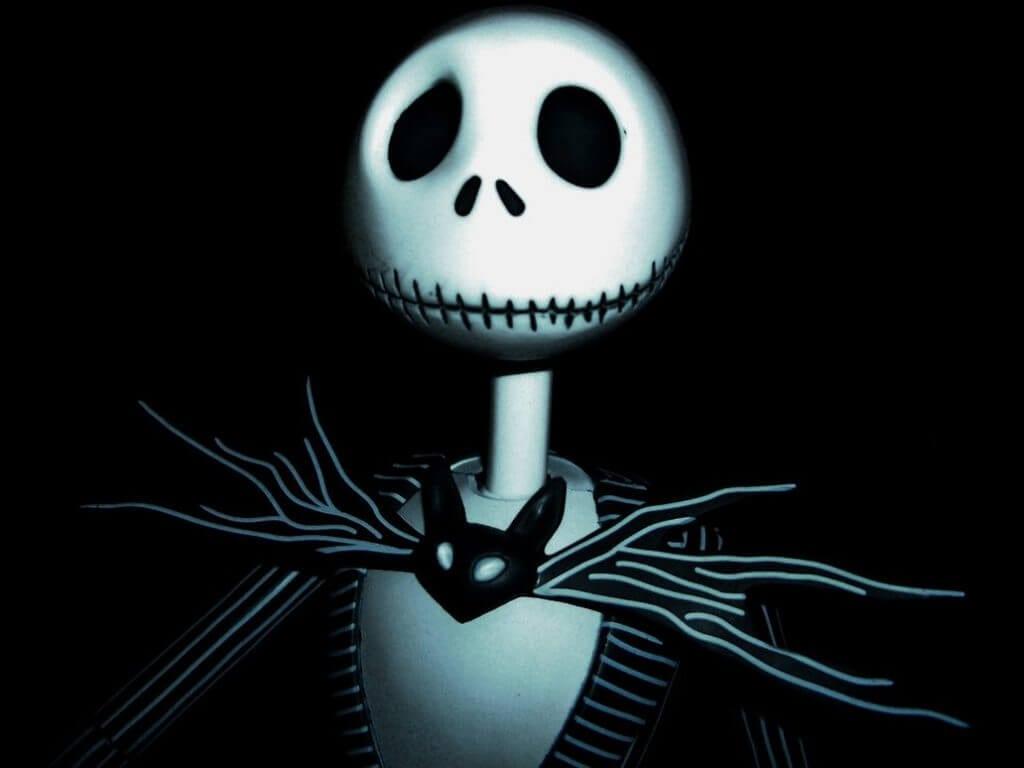 15Minute Jack Skellington Halloween Makeup  Happiness is
