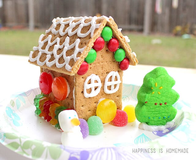 Easy Gingerbread House Ideas Even Kids Can Make Ludy's Kitchen