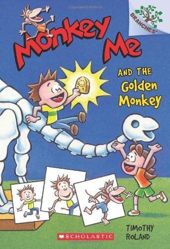 Monkey Me Books