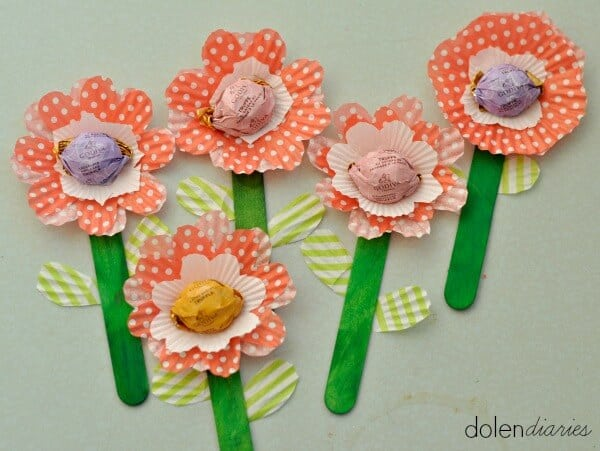 DIY Mothers Day Gifts In Under 15 Minutes Happiness Is