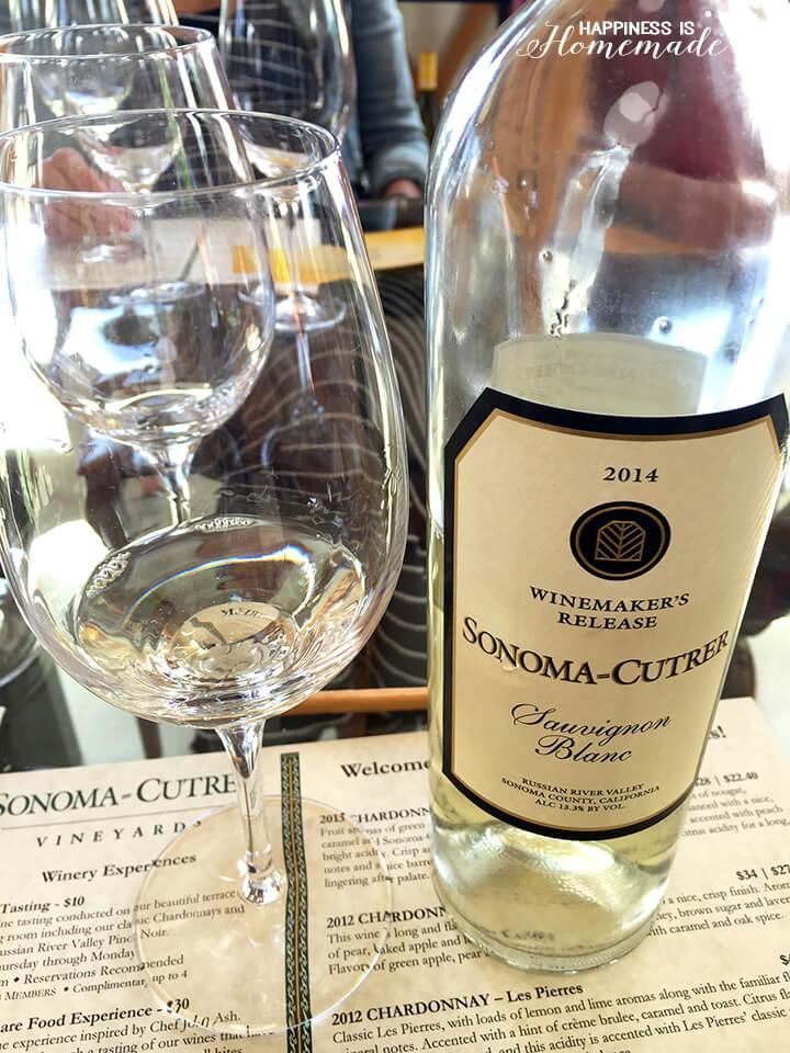 Sonoma-Cutrer Club Exclusive Sauvignon Blanc