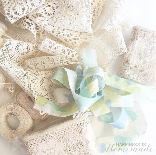 Vintage Sheets and Lace
