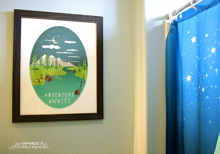Adventure Awaits Artwork from Minted
