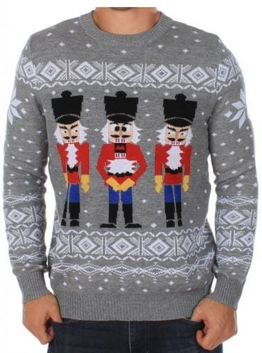 Nutcracker Sweater