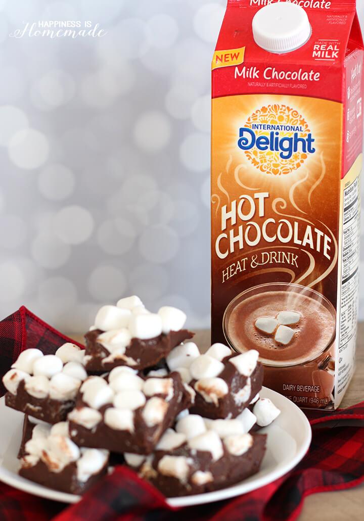 International Delight Milk Chocolate Hot Chocolate
