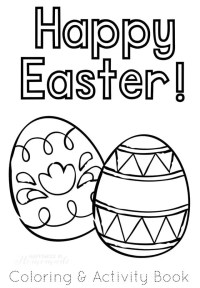 Easter Coloring Book Images | Coloring Pages