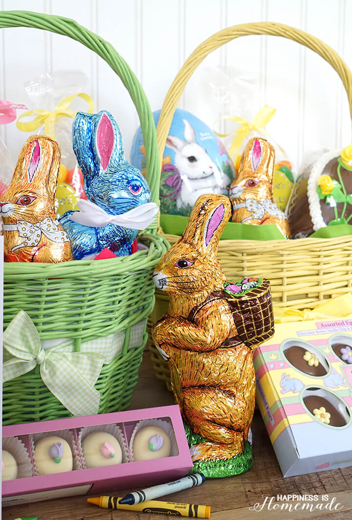 Yummy See's Candy and Chocolates are Perfect for Easter Baskets