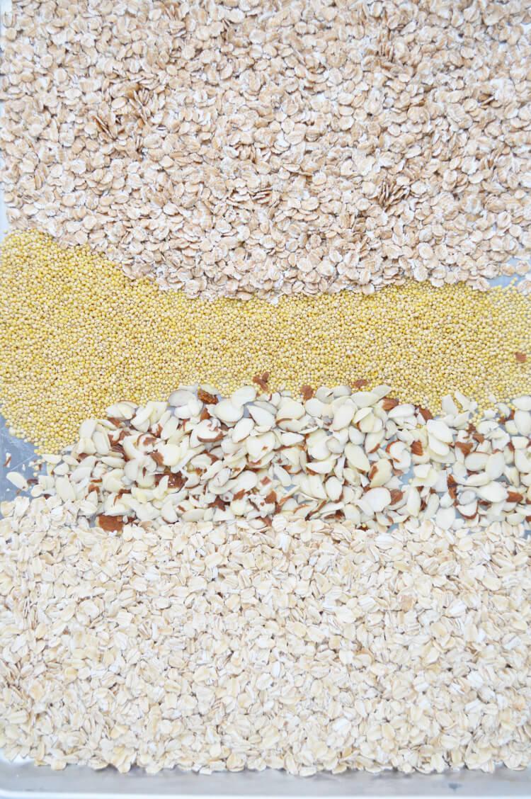Easy naturally sweet granola (2)
