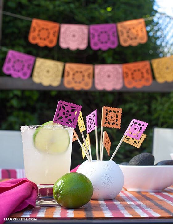 Papel_Picado_Drink_Flags and Banner