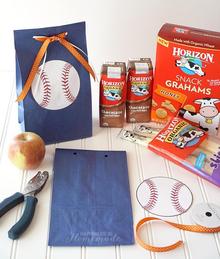 baseball team snacks