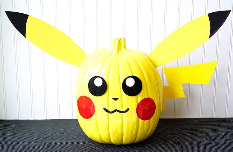 pikachu-pokemon-pumpkin