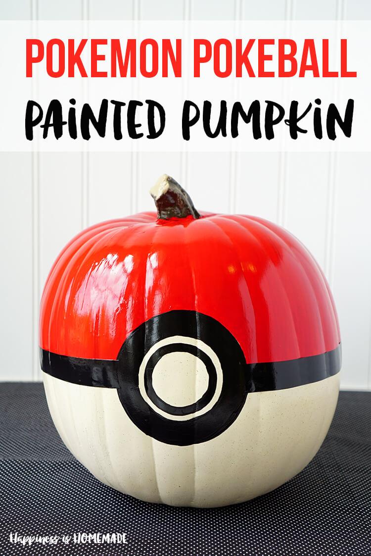 pokemon-pokeball-painted-pumpkin-for-halloween-decorating