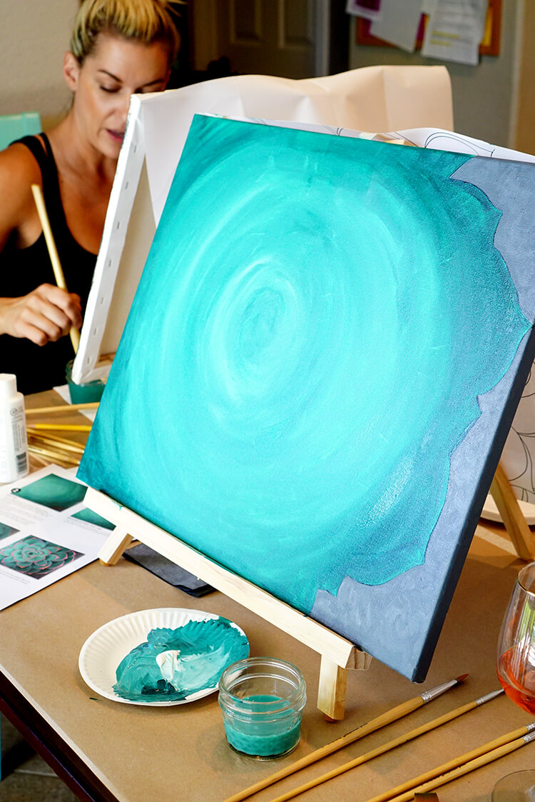 painting-succulents-at-a-social-artworking-party