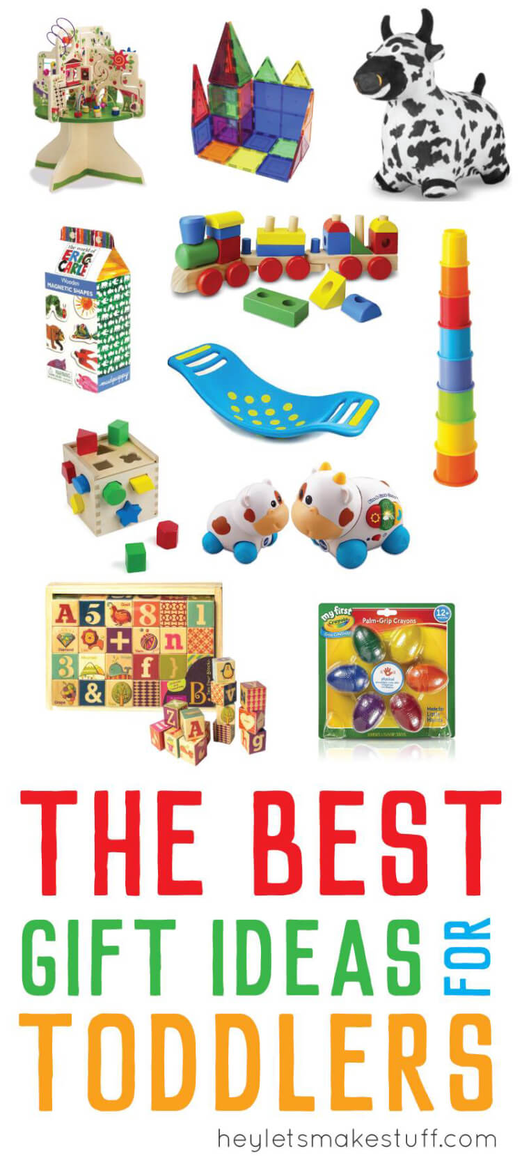 Good Christmas Gifts For Toddlers