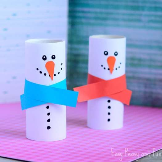Easy Winter Decoration Crafts Decoration For Home
