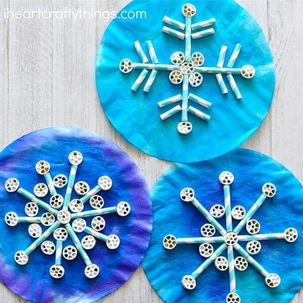 coffee-filter-snowflake-craft-2