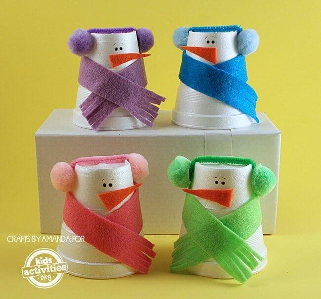 foam-cup-snowmen-1