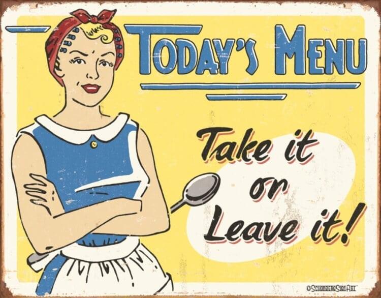 take-it-or-leave-it-menu-sign