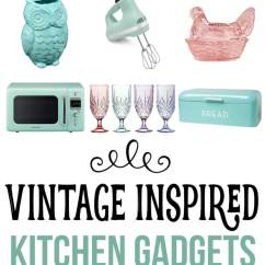 Kitchen Aid Hand Mixer Ideas Pictures Vintage Inspired Decor & Gadgets - Happiness Is ...